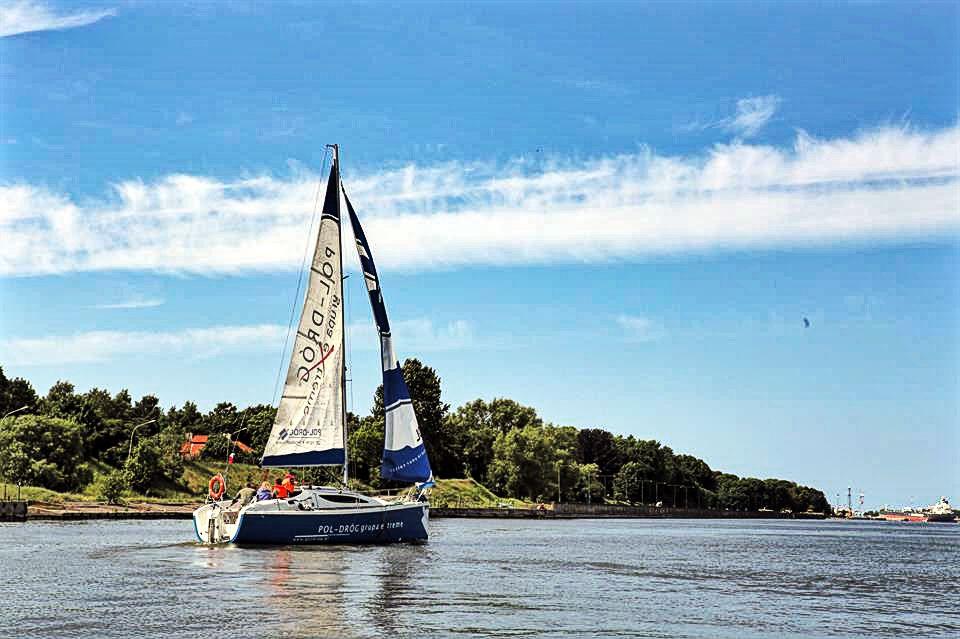 Laivo BoraBora nuoma Klaipėdoje